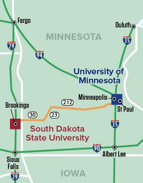 South Dakota to veterinary school graduates: Come home - VIN