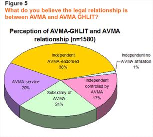 Perception of AVMA GHLIT and AVMA relationship